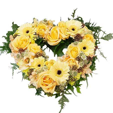 sända blommor till begravning